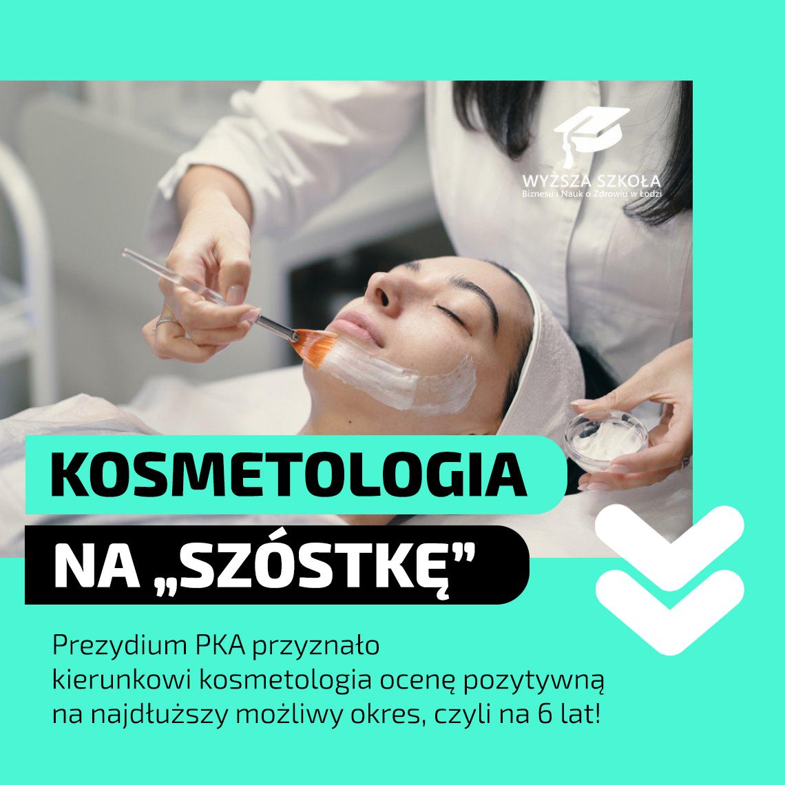 studia kosmetologii w łodzi
