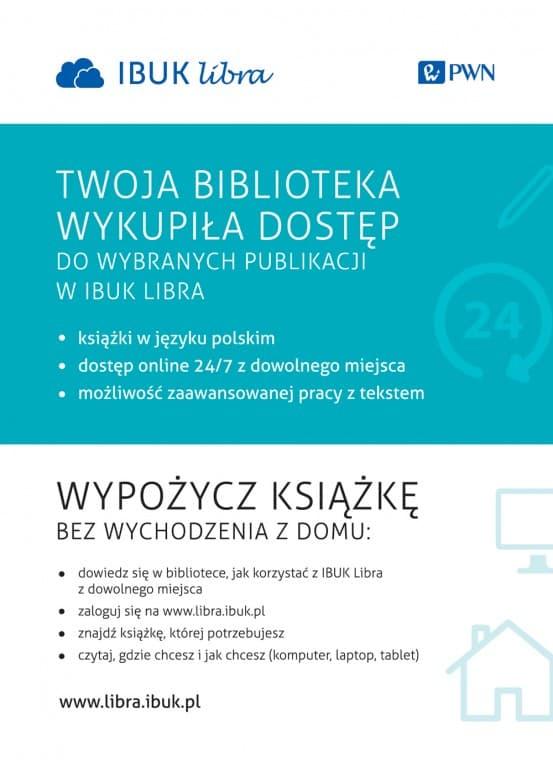Plakat Ibuk libra - Medyk - WSBiNoZ