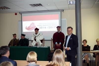 Inauguracja 2016-2017 WSBiNoZ