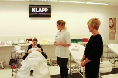 Otwarcie pracowni pod patronem KLAPP Cosmetics, WSBiNoZ